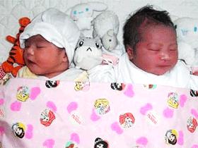クリニックで産まれた子供達