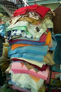 多様化する繊維