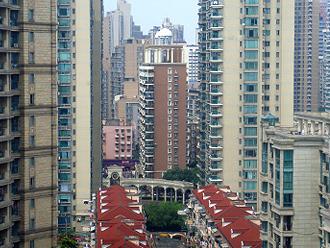 中国・上海事務所写真