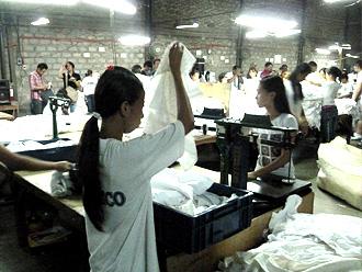 マニラ工場写真